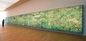 In 13 Jahren ist dieses 33 Meter lange Fotopanorama aus 6000 Bildern geschaffen worden.