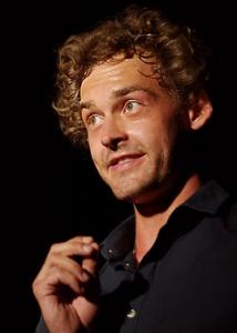 Felix Nietsche, der neue Darsteller von Charleys Tante.