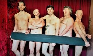 """Die Altmühlsee Festspiele bringen mit """"Ladies Night"""" eine charmante und herrlich komische Geschichte über eigenwillige Männer. Foto: Altmühlsee/stageworkers"""