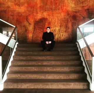 """""""Zwischen 85.000 und 90.000 Besuchern hat das Theater der Stadt Schweinfurt durchschnittlich im Jahr"""", sagt Intendant Christian Federolf- Kreppel."""