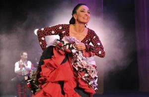 Ursula Moreno, Compania Flamenca Antonio Andrade.