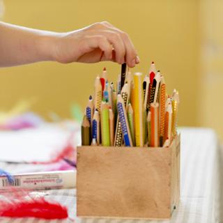 Das Museum für Franken will mit einem Malwettbewerb Jung und Alt zu Kreativität motivieren.