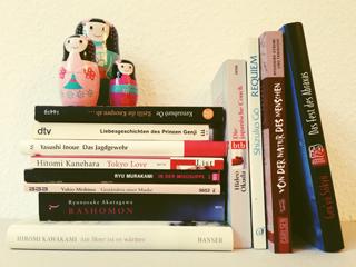 Am 13. April lädt die Stadtbücherei Würzburg ab 14 Uhr im Max-Dauthendey-Saal zum literarischen Speeddating zum Thema Japan.