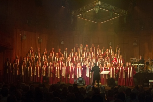 Am 22. Dezember interpretieren die KisSingers stimmungsvolle Balladen und peppige Songs.