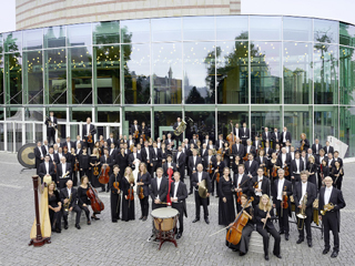 © Andreas Herzau, fotografiert vor der Neuen Residenz Bamberg /  Bayerische Schlosserverwaltung