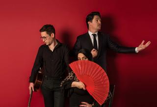 Café del Mundo & Azucena Rubio bringen Andalusiens musikalisches Weltkulturerbe nach Sommerhausen.