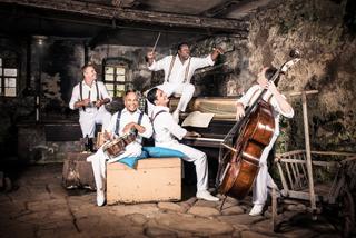 Classic meets Cuba heißt es am 14. September mit den Klazz Brothers & Cuba Percussion.