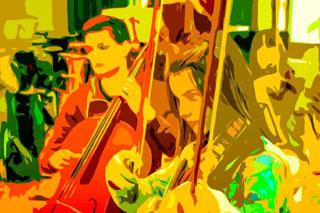 Die Patenschaft für die Junge Philharmonie hat das Philharmonische Orchester Würzburg übernommen.