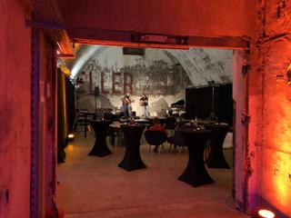 Die neue Kulturlocation Keller Z87 lädt zum Musikerflohmarkt.