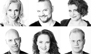 Das A-cappella-Ensemble Rajaton aus Finnland ist am 30. Juni in der Stadthalle Bad Neustadt zu Gast.