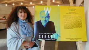 Leporello Chefredakteurin Susanna Khoury, wie sie Ferdinand von Schirach nicht interviewte…